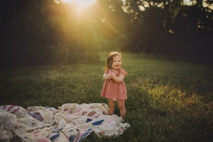 Image of Spring + Summer Outdoor Family Sessions {Retainer Fee}
