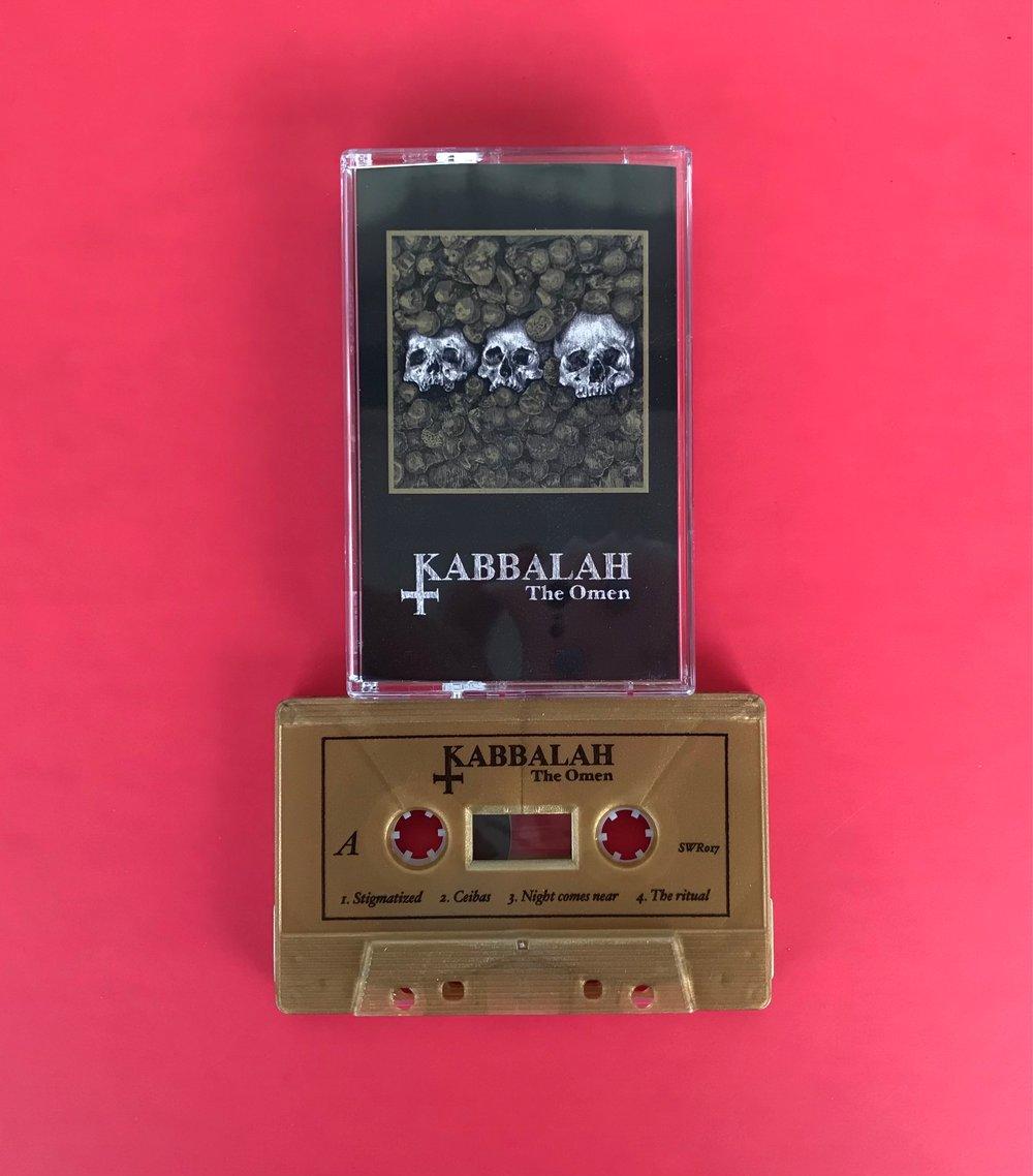 Image of KABBALAH - THE OMEN