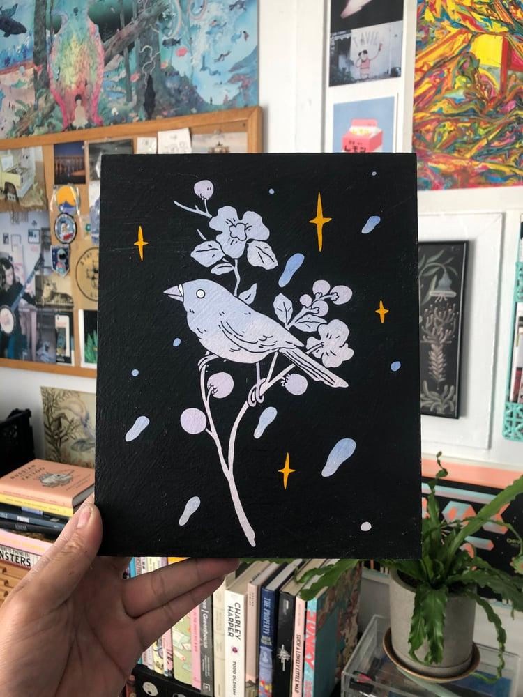 Image of Bird Painting