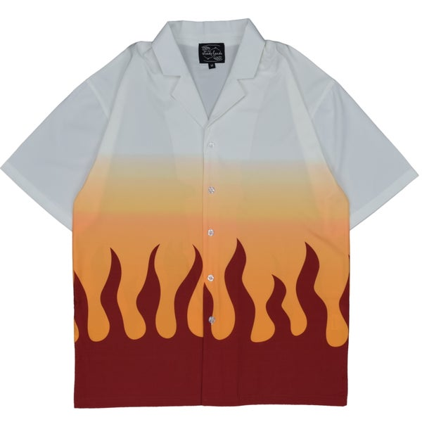 Image of Rengoku Button Up