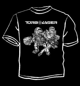 Image of Turbo-Laser - The T Shirt