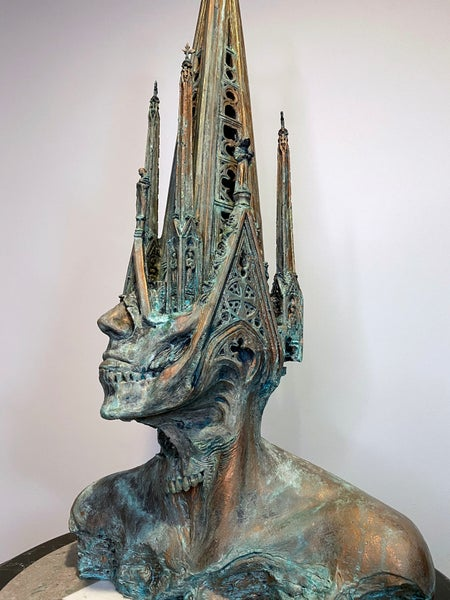 Image of Etheos Sculpture #1