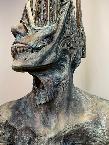 Image of Etheos Sculpture #2