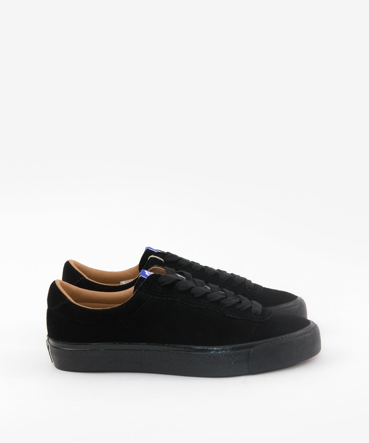 Image of LAST RESORT AB_VM001 SUEDE LO :::BLACK/BLACK:::
