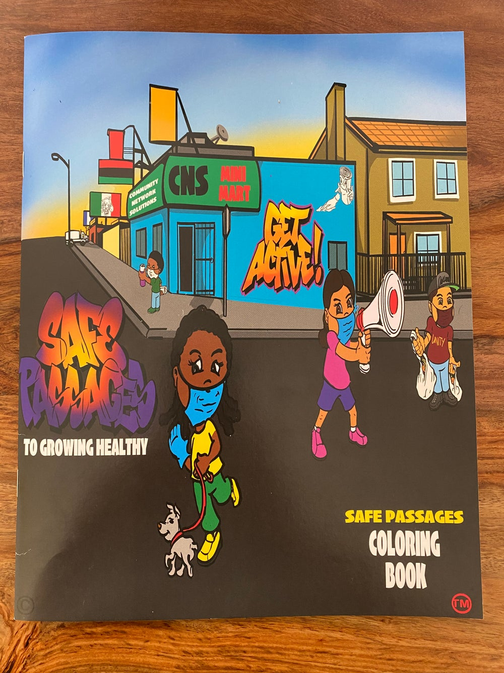 Image of COVID Coloring Book