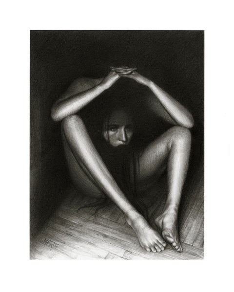 "Image of ""Isolation"" limited edition fine art print"