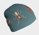 Image 1 of Arachnids beanie hat - Blue