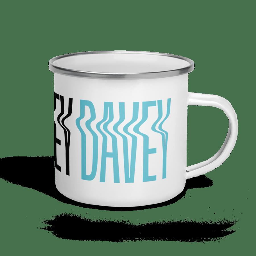 Image of Davey Trio Enamel Mug