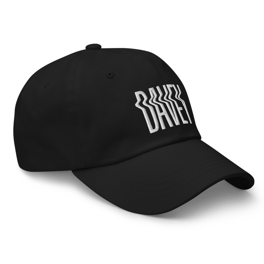 Image of Black Davey Dad Hat