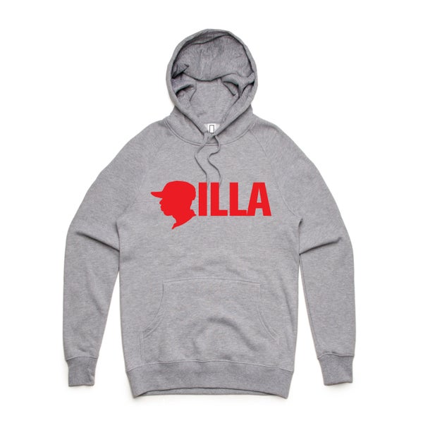 Image of Dilla Hood Red