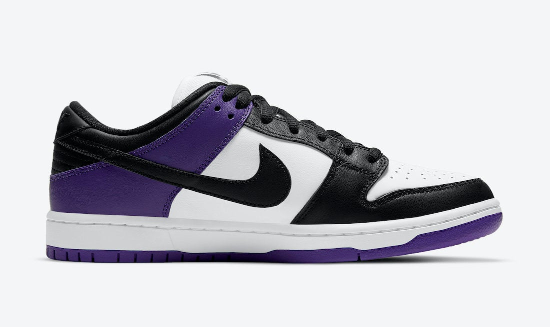 "Image of Nike sb low ""Court Purple """