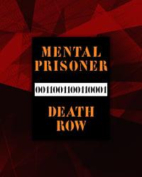 MOSTRO - POSTER MENTAL PRISONER  - HONIRO STORE