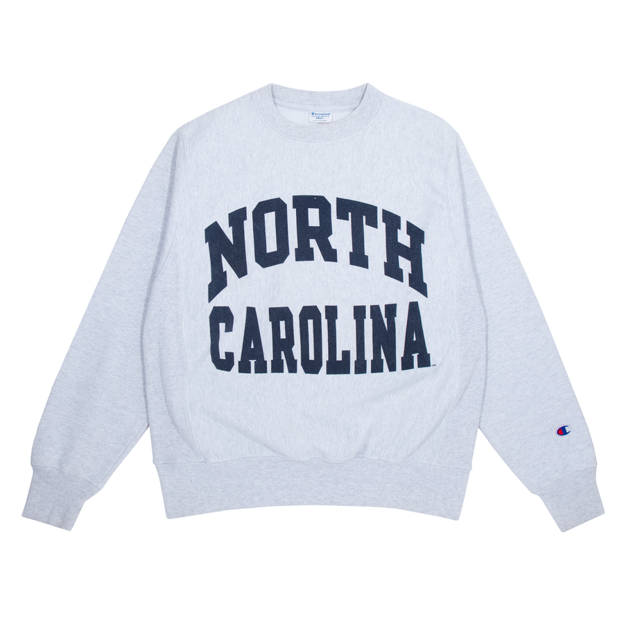 Image of Champion Vintage North Carolina Crewneck Size S
