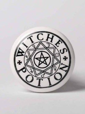 Image of ALCHEMY GOTHIC Witches Potion: Bottle Stopper