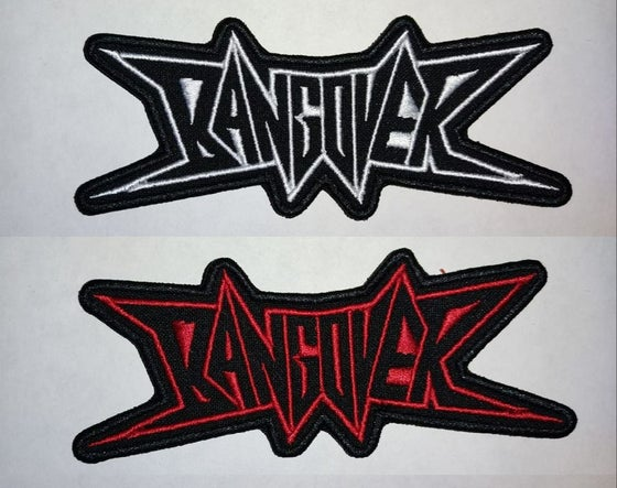 Image of Bangover Logo Sew on Patch