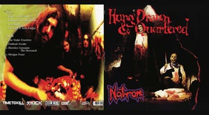 Image of NATRON - Hung Drawn & Quartered -  Pre Order