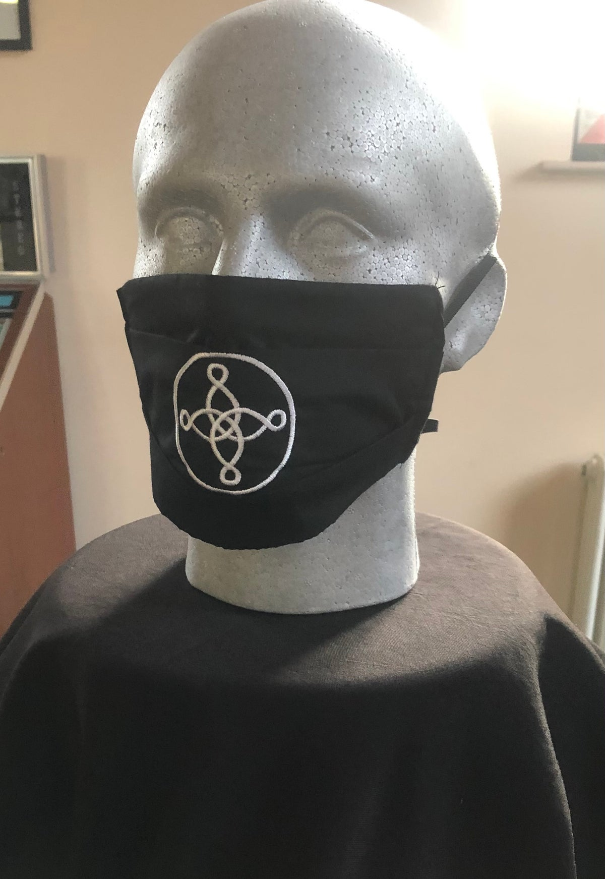 Image of The Mission - New Unisex Face Mask