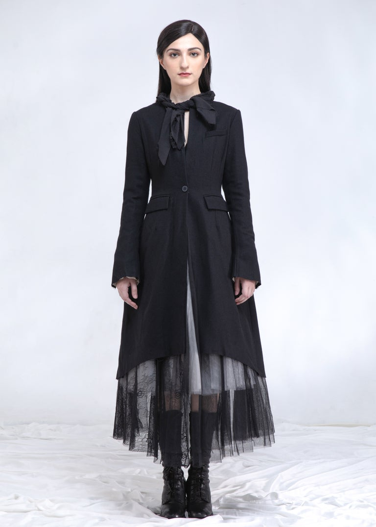 Image of SAMPLE SALE -  Wool Blazer & Coat 016