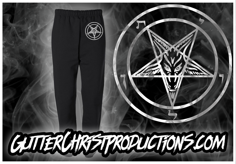 Image of PENTAGRAM SWEAT PANTS (IN STOCK)
