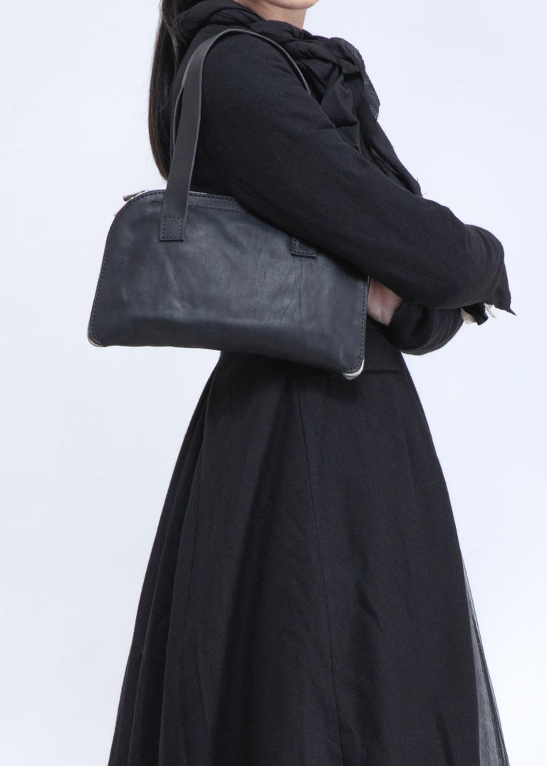 Image of SAMPLE SALE - Leather Shoulder & Handle Bag IV