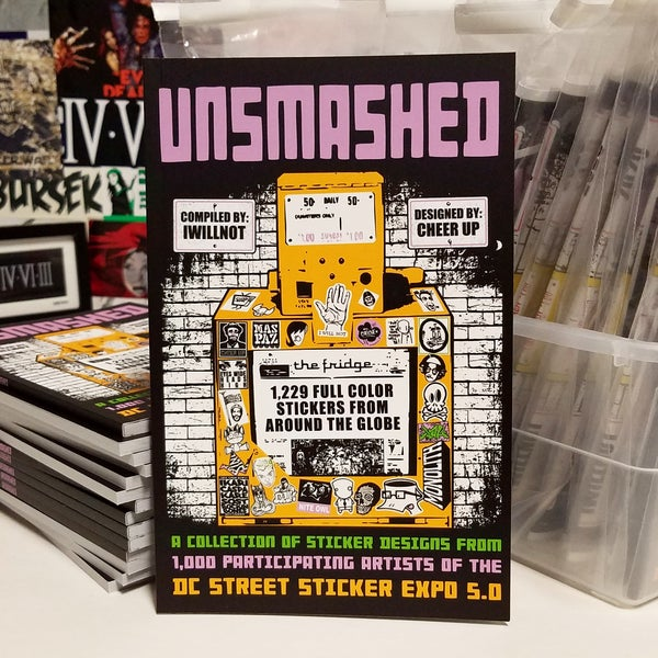 Image of UNSMASHED SECOND PRINTING - LIMITED RUN