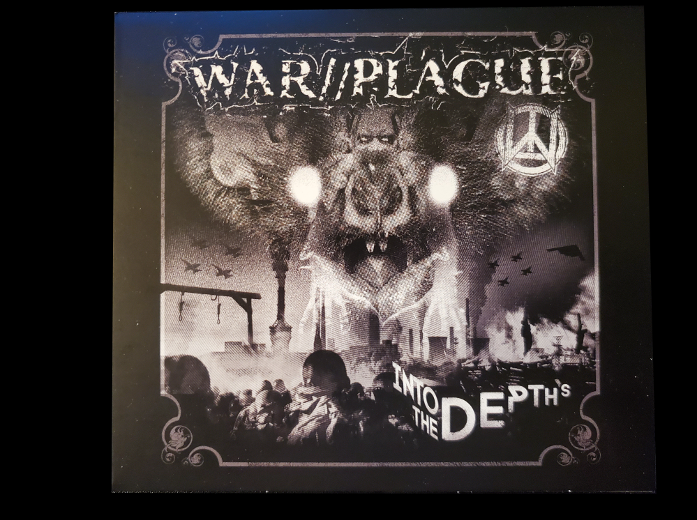 WAR//PLAGUE - Into the Depths CD with bonus tracks