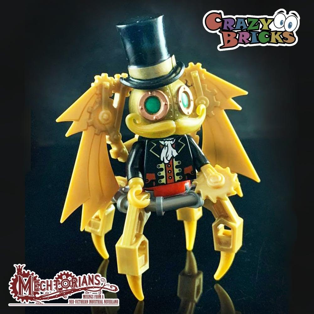 Image of DELUXE Mechtorians!  GOLD