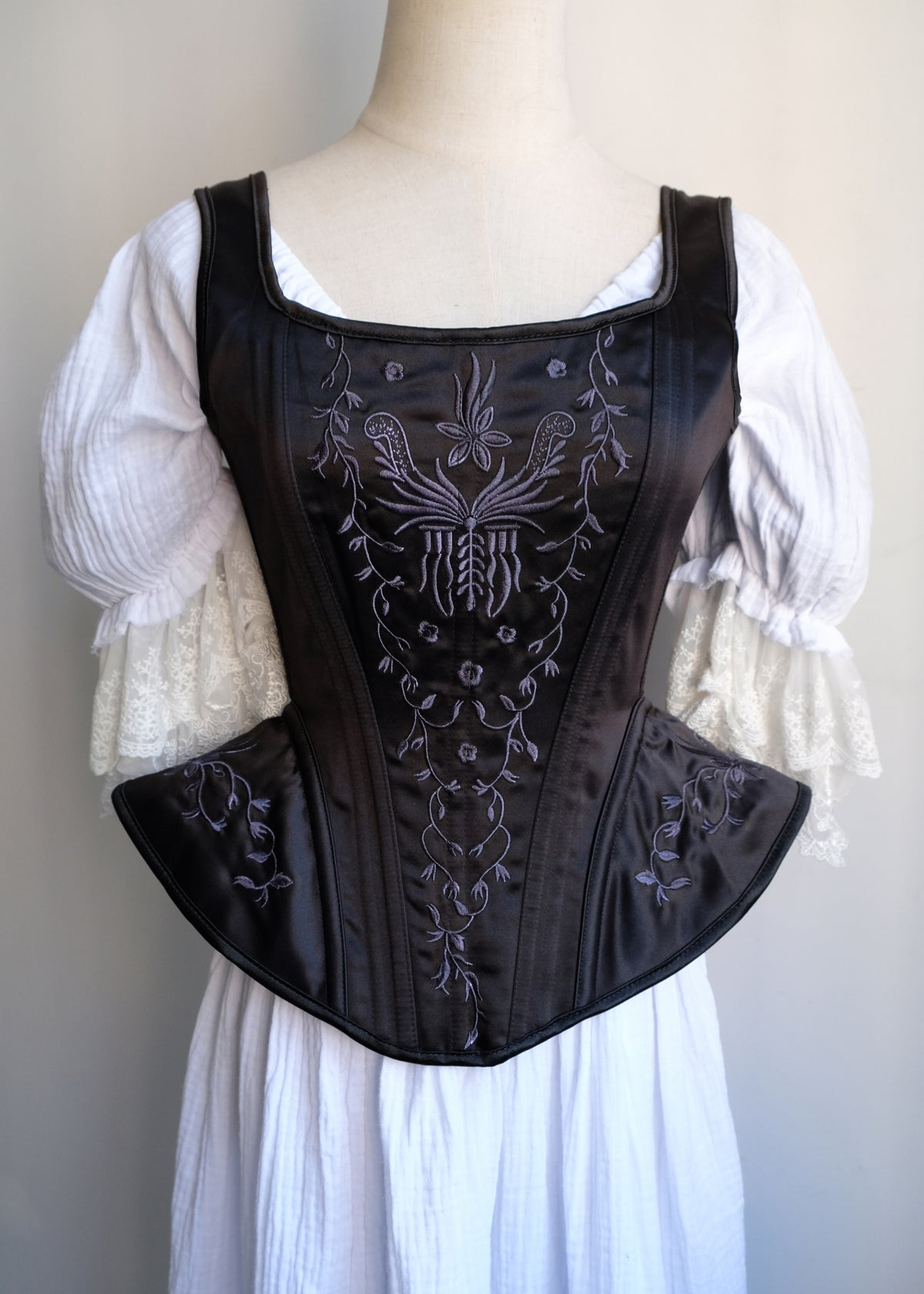 Image of SAMPLE SALE - Unreleased Corset Top 02