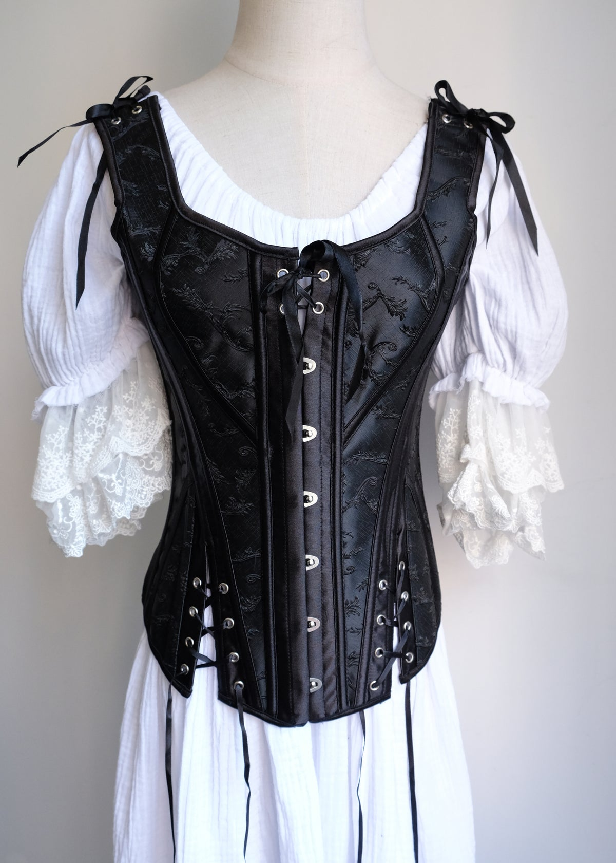 Image of SAMPLE SALE - Unreleased Corset Top 03
