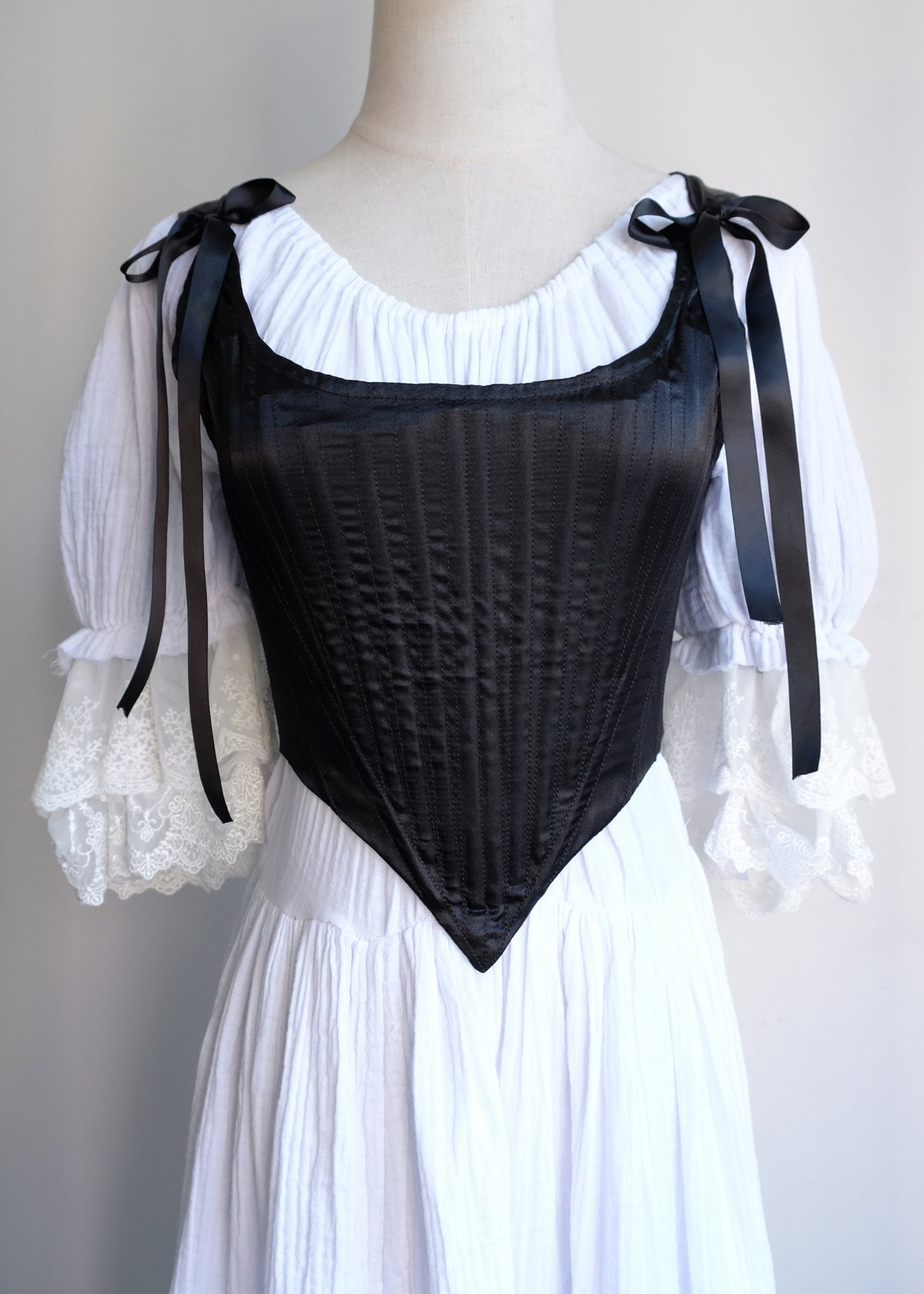 Image of SAMPLE SALE - Unreleased Corset Top 05