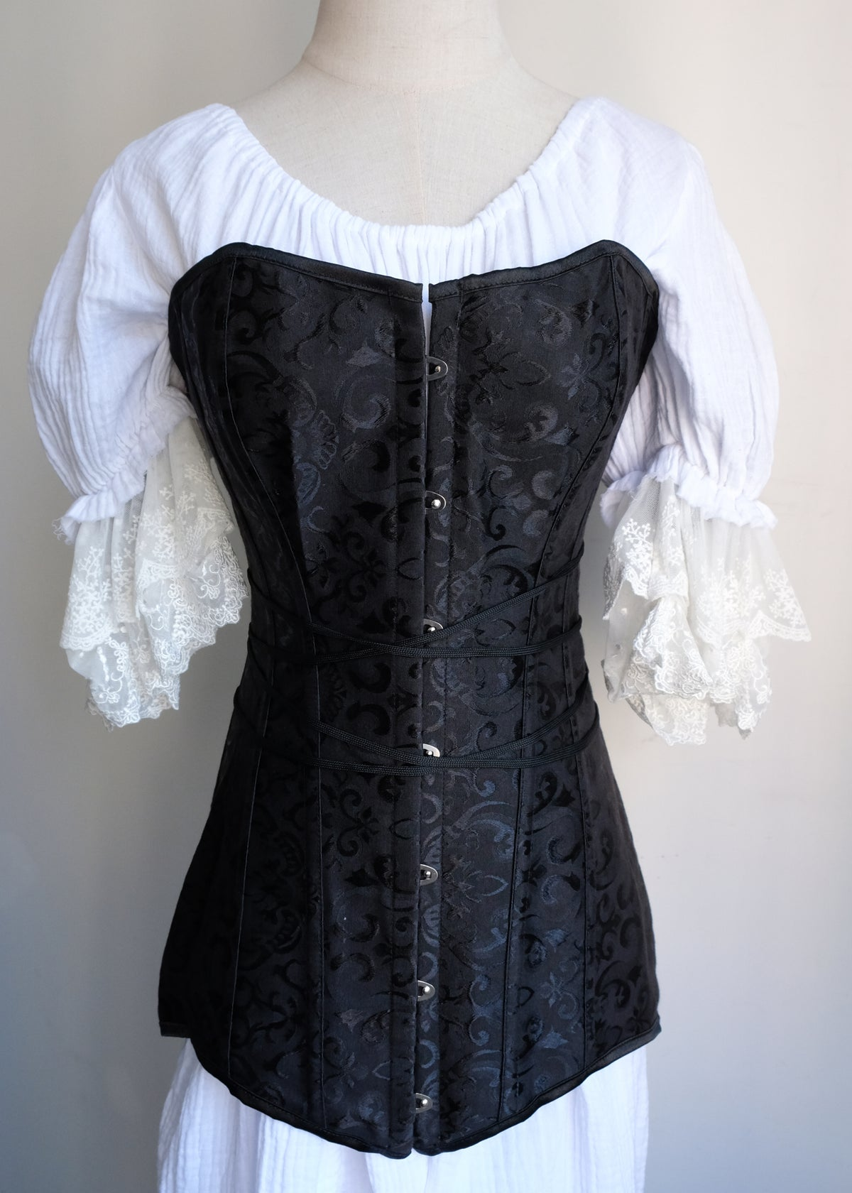 Image of SAMPLE SALE - Unreleased Corset Top 07