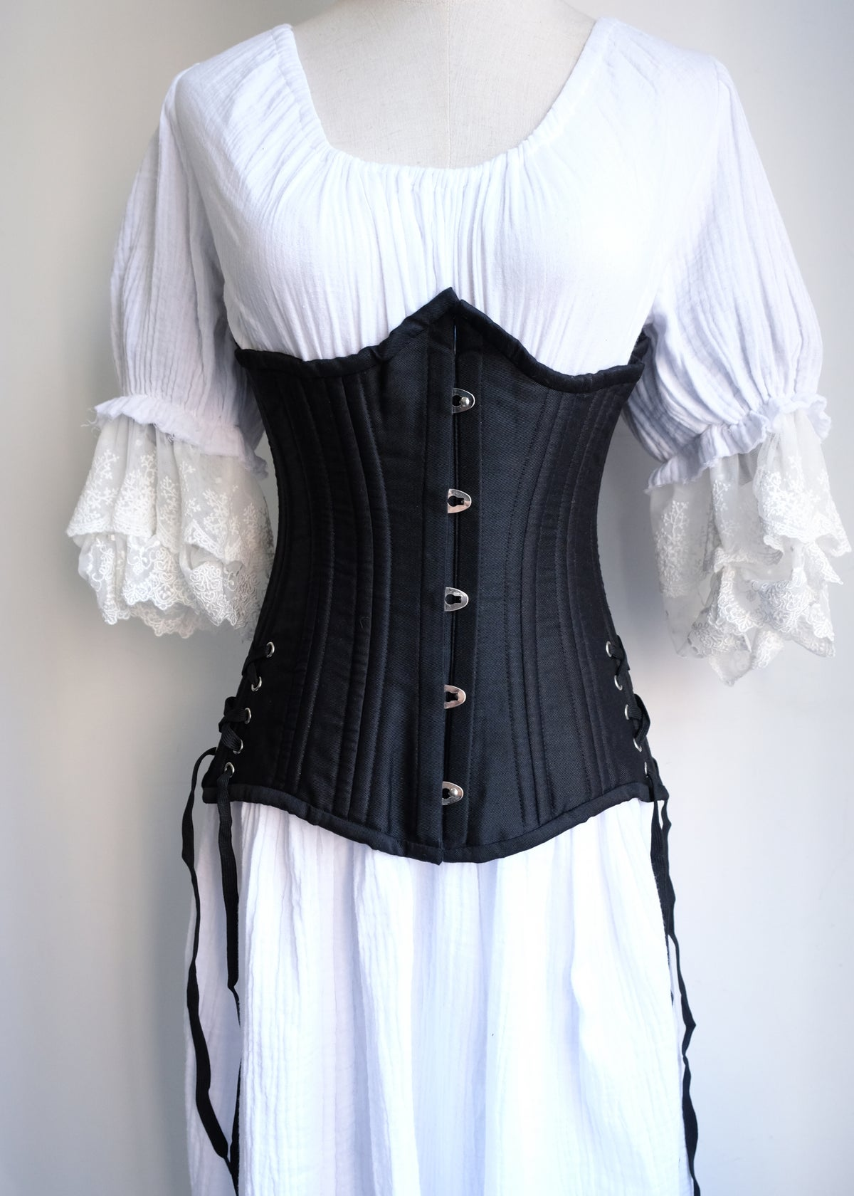 Image of SAMPLE SALE - Unreleased Corset Belt 01