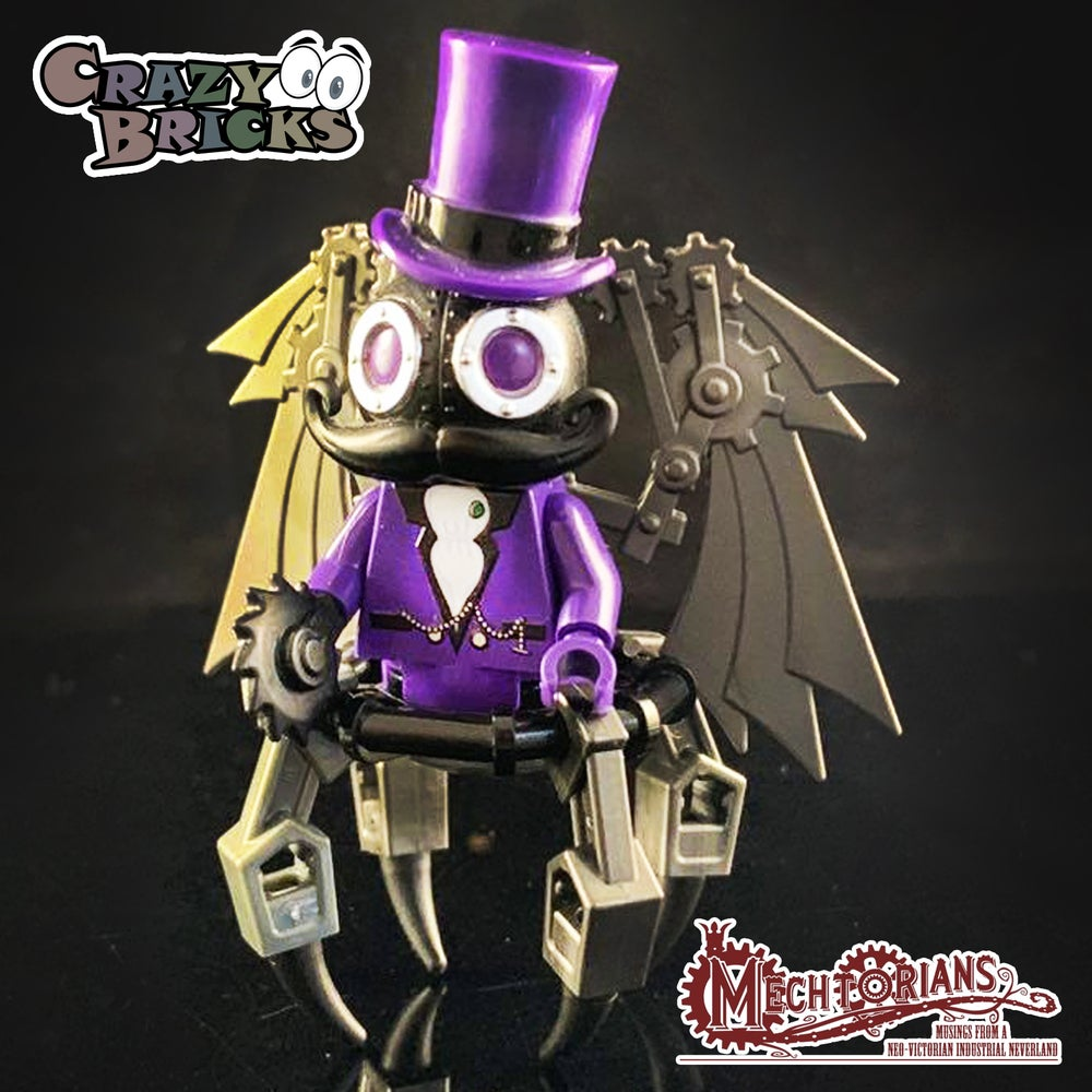 Image of DELUXE Mechtorians! PURPLE