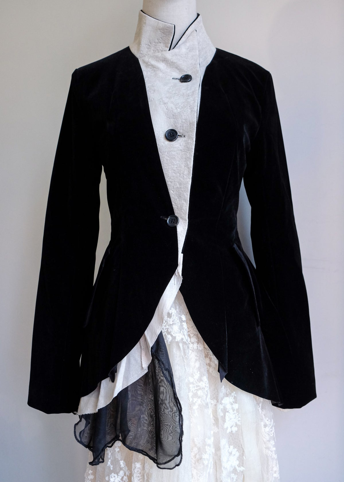 Image of SAMPLE SALE -   Unreleased Blazer & Coat 017