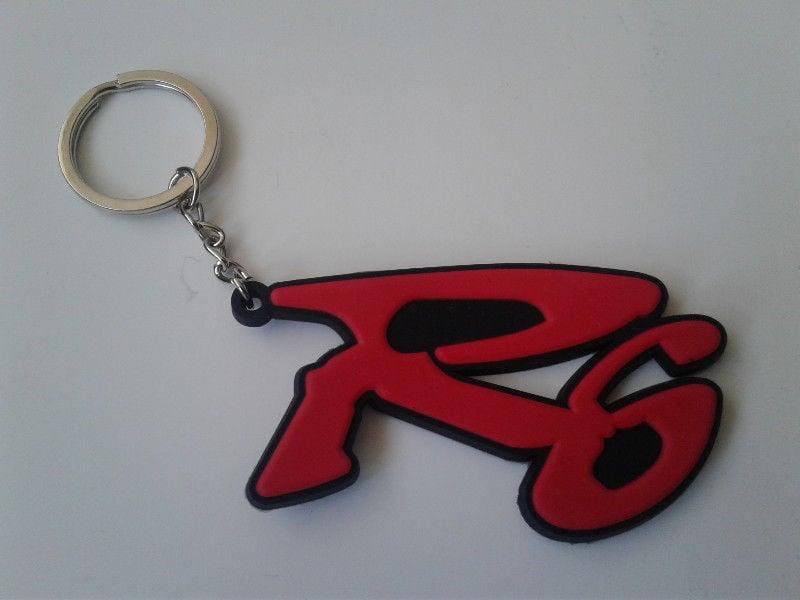 R6 Keychains