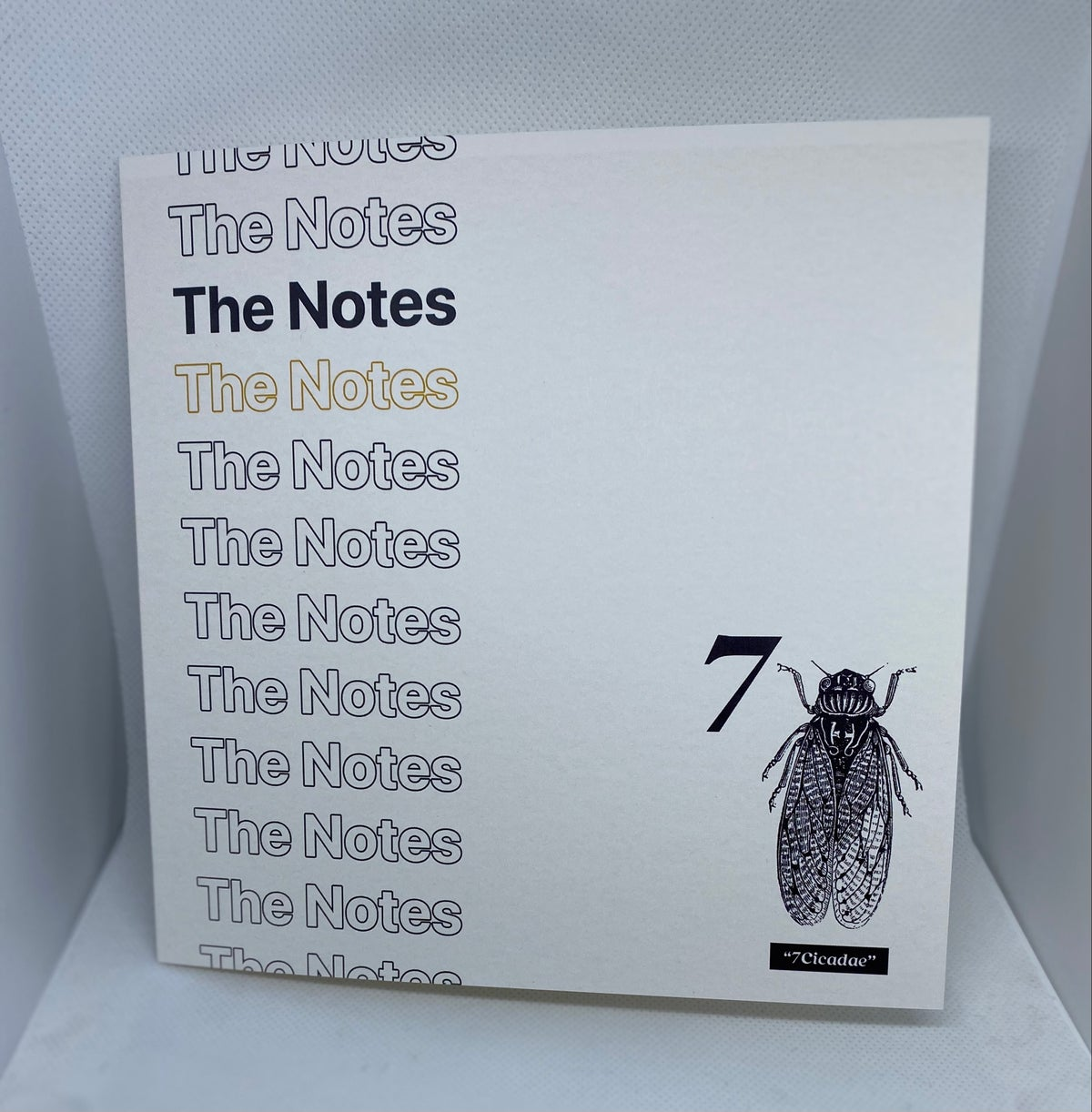 7Cicadae - The Notes
