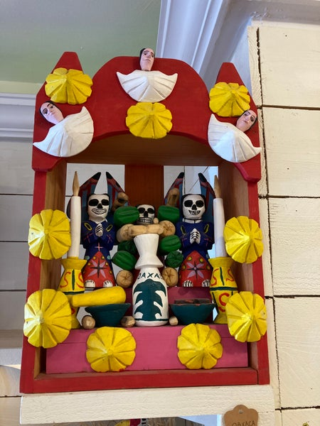 Image of Incredible Day of the Dead Altar