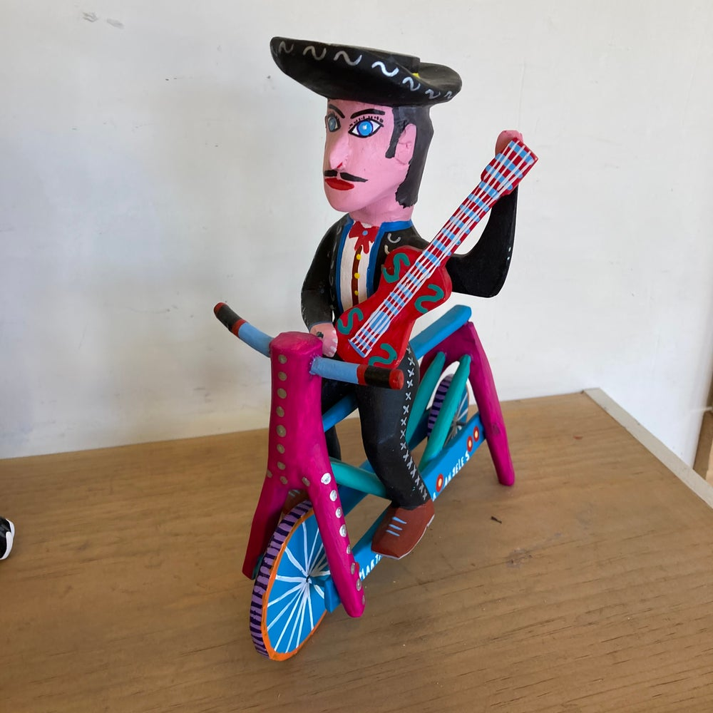Image of Mariachi on Wheels
