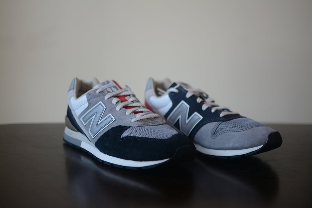 Image of New Balance 996 Asymmetric CM996OG