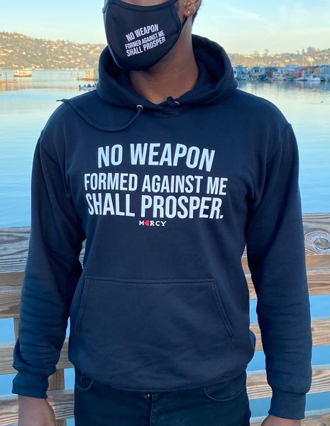 "Image of ""NO WEAPON"" hoodie"