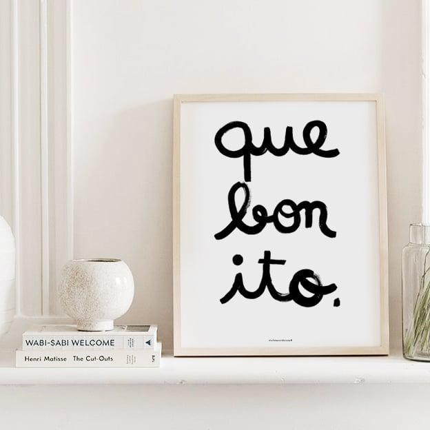 Image of QUE BONITO ILLUSTRATION