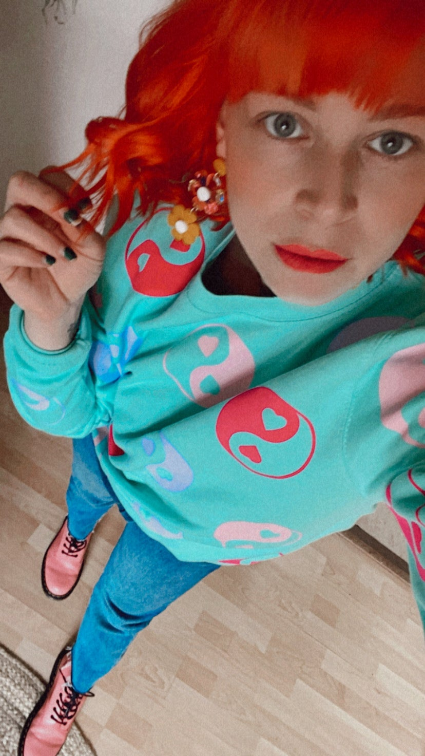 Image of Ying loves yang sweater