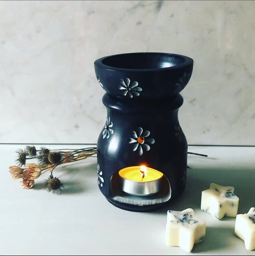 Image of Natural Soap Stone Wax Melt & Oil Burners