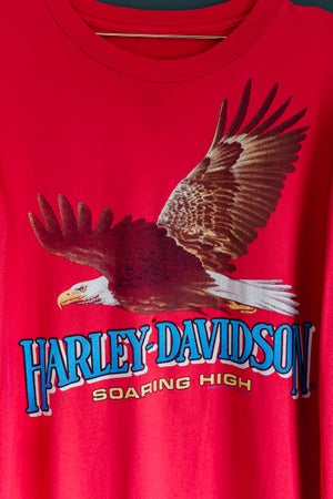 Image of 1989 Harley Davidson 'Soaring High' Long Sleeve