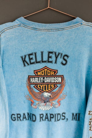 Image of 1997 Harley Davidson, Milwaukee Long Sleeve