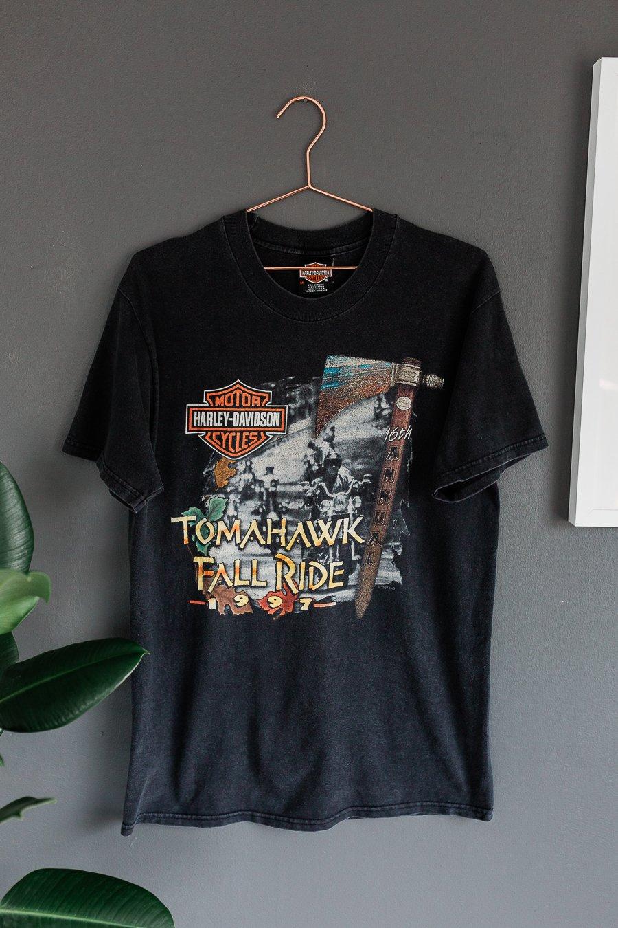 Image of 1997 Harley Davidson Tomahawk Fall Ride