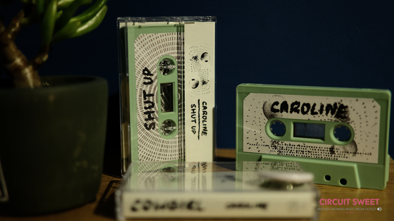 Image of Cowgirl -  'Caroline / Shut Up' Cassette Release