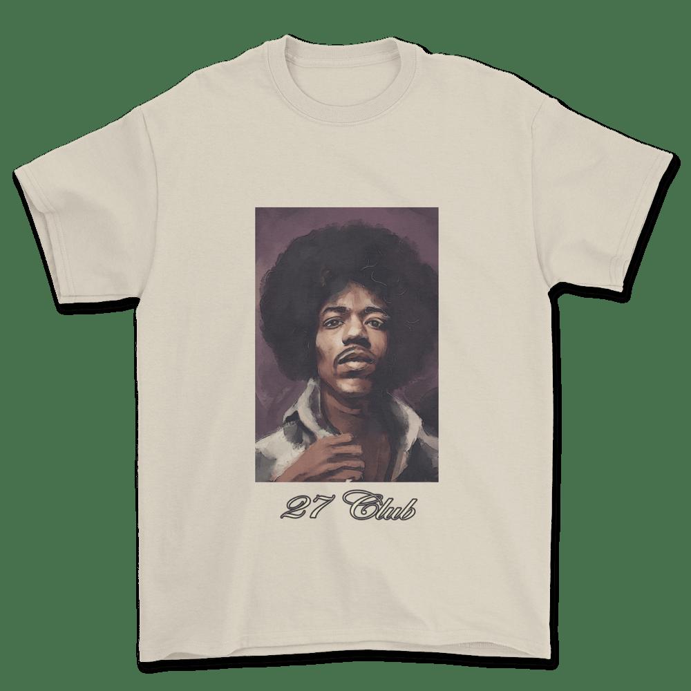 27 Club - Jimi Hendrix T-Shirt