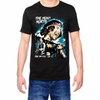 Dive Bar Blues T-Shirt | Seasick Sailor Artwork (Black)