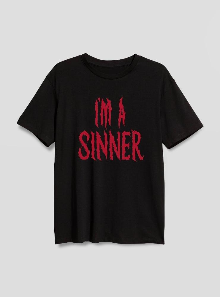 Image of I'm a sinner